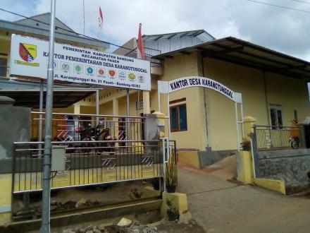 Pembangunan Pagar Desa
