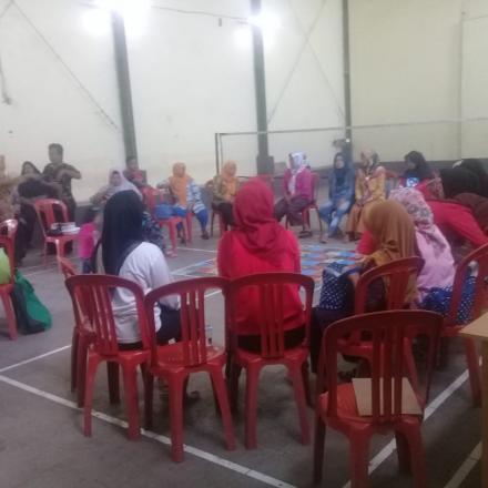 Bintek Kegiatan komunitas Desa