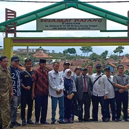 Kunjungan Kerja Negara Banglades Ke Kp.Cilodong Desa Karangtunggal Kecamatan Paseh